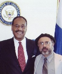 Ahmed and Congressman Cleaver