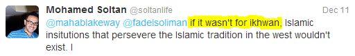 Mohammed Sultan Ikwan makes Islam in West