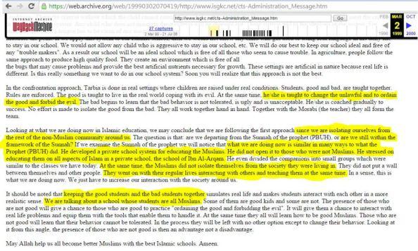 H Ghazali post ISGKC net 1999 post 3