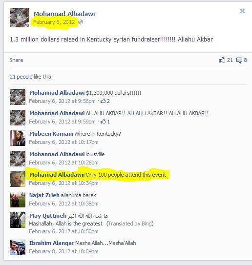 Mohamed Albadawi one million dollars