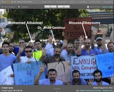 Kansas City Muslims Salute the Muslim Brotherhood