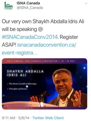 Abdulla Idris Ali – Islamic Globalization of Education and